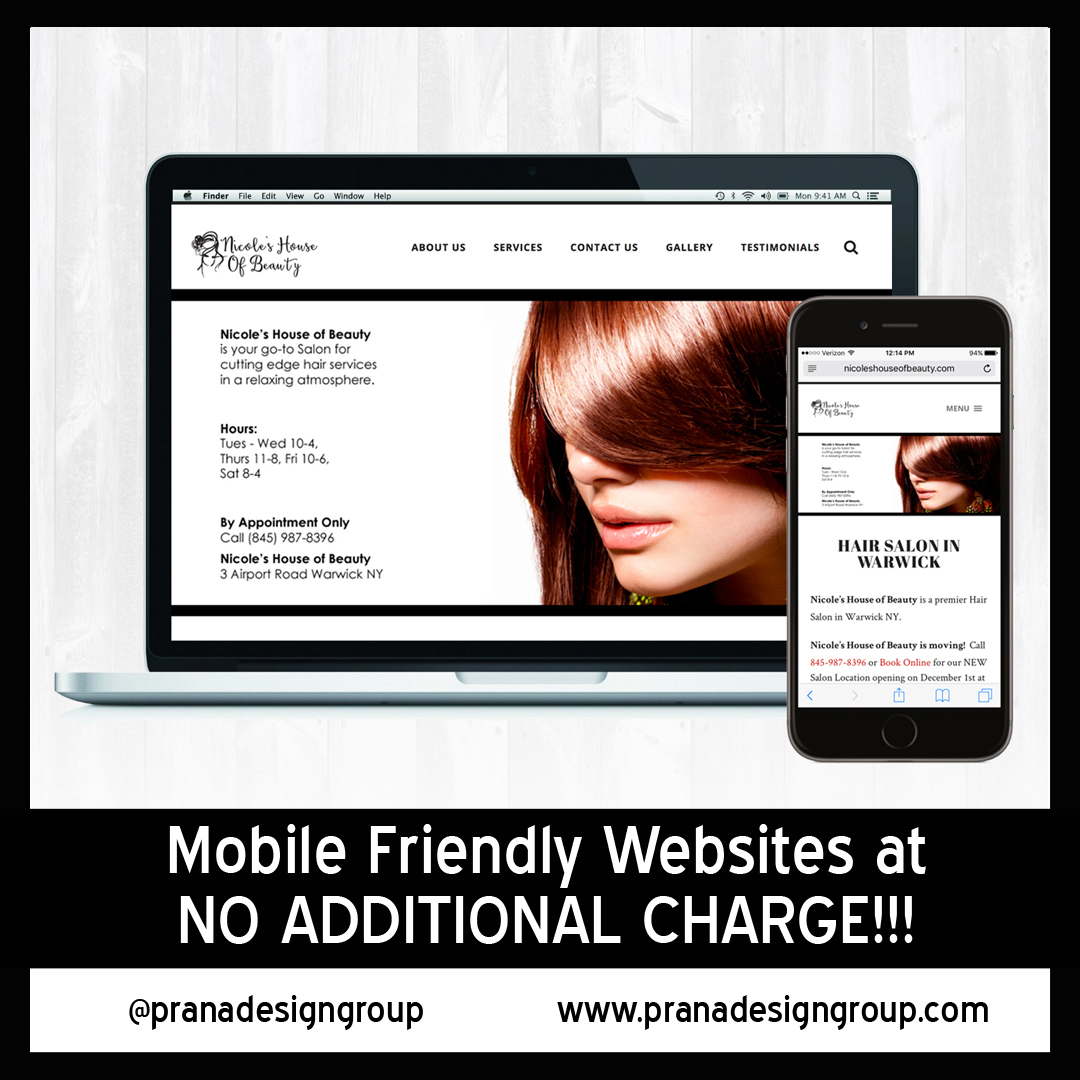 website design sussex nj