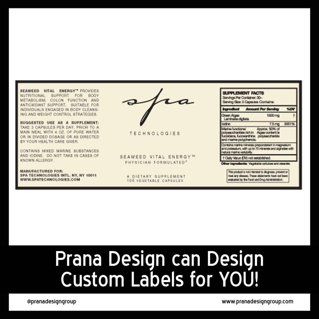label design nj