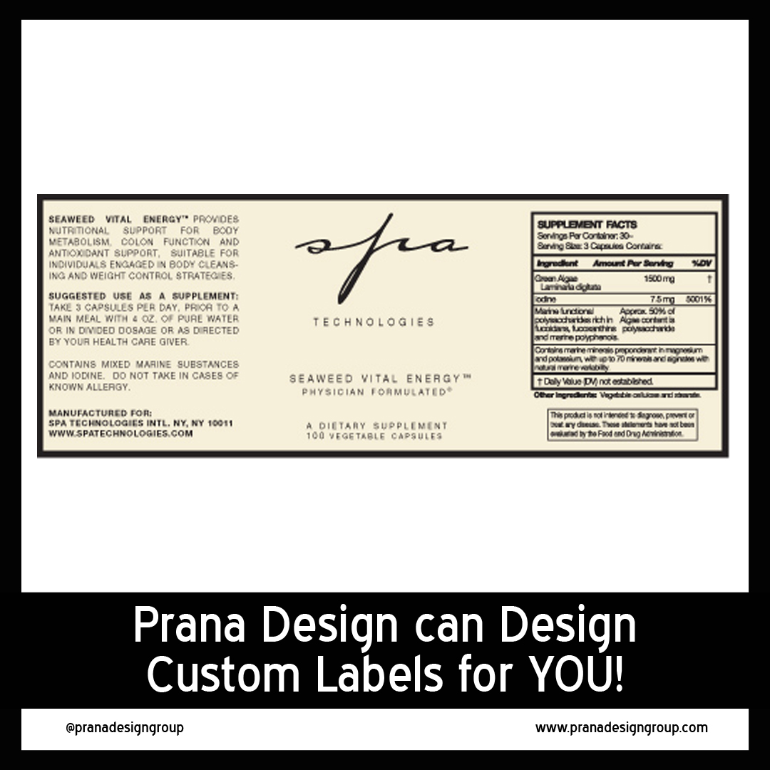 label design nj