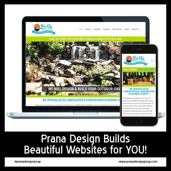 website design sussex county nj