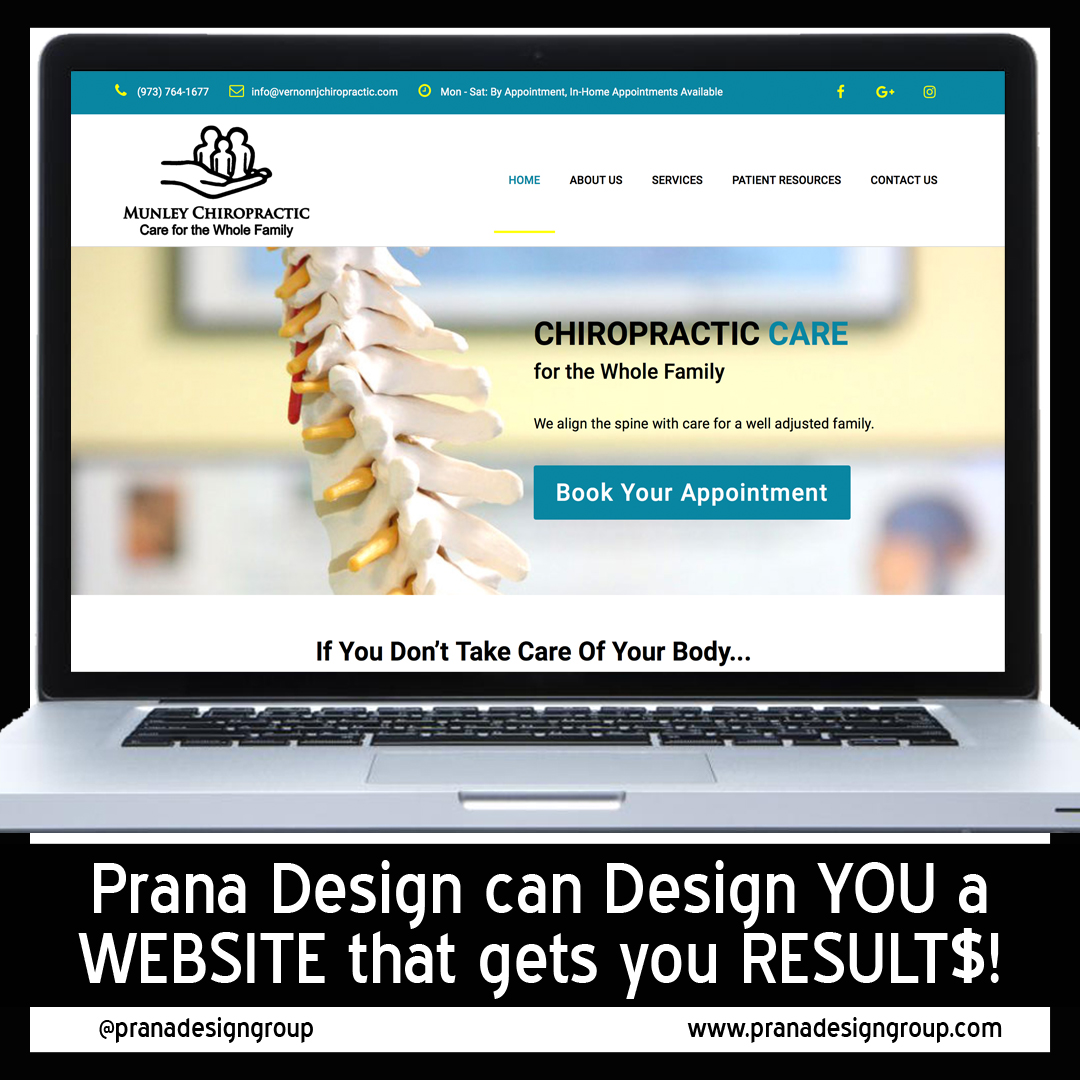 orange county ny website design