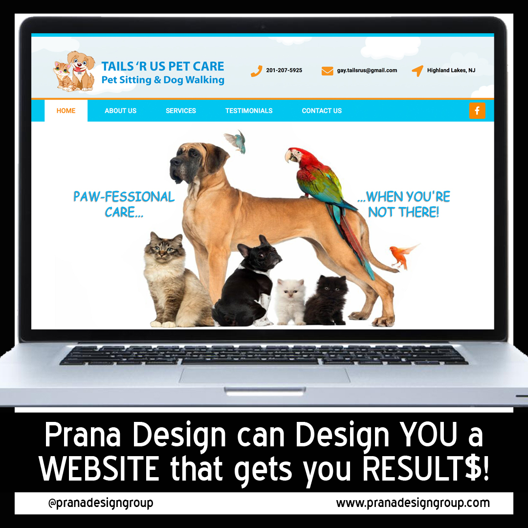 website design vernon nj