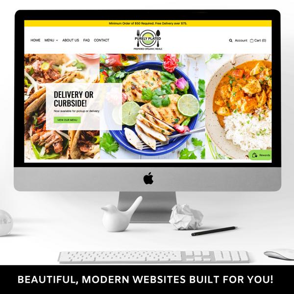 website designer nj restaurant web developer new jersey